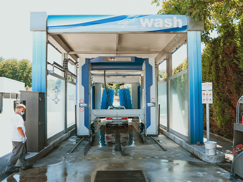 Top Wash Emmegi Gas Moccia Pratola Serra