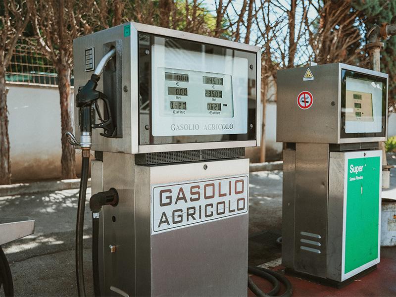 Pompa di Gasolio Agricolo